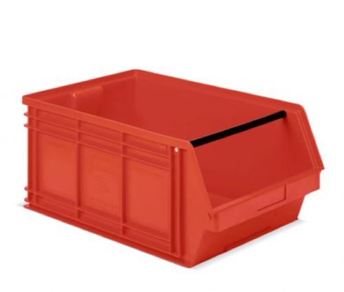 Skosené skladovacie nádoby